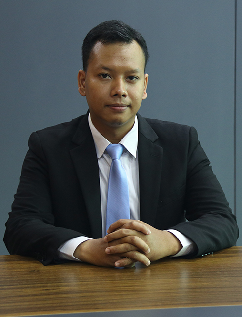 MR. CHOU SEIHA